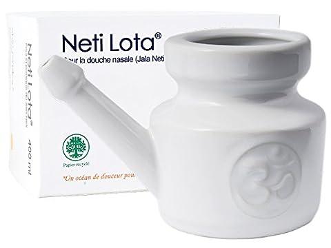 Kit Lota 400ml et Fleur de Sel - Blanc
