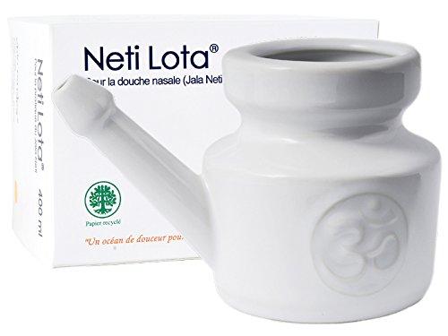Kit Lota 400ml und Fleur de Sel–Weiß