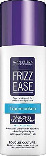 John Frieda Frizz Ease Traumlocken Tägliches Styling-Spray, 1er Pack (1 x 200 ml)
