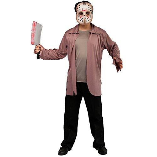 SEA HARE Halloween de Miedo ya raída Chaqueta y una máscara