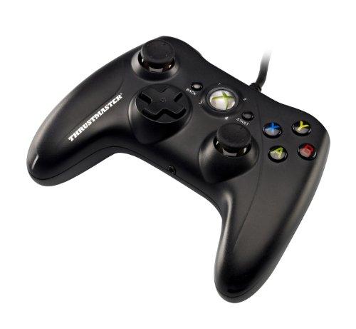 Thrustmaster - 4460091 GPX - GPX Controller per Xbox 360/PC - Nero