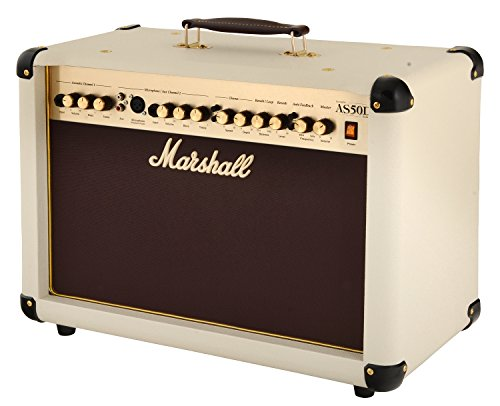 Marshall AS-50 DC Soloist - Cream - Akustik-Combo