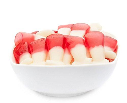 Erdbeermilch Fruchtgummis (Amazon SC)
