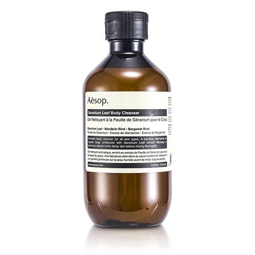 Aesop Geranium Leaf Body Cleanser 200ml/7.2oz - Hautpflege