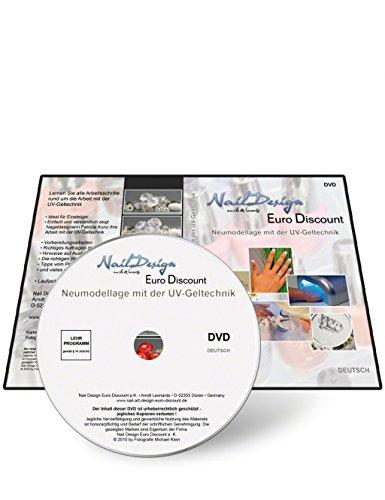DVD formazione-Gel UV nuovo Model situazione lingua: Tedesco (Formazione Tedesco)