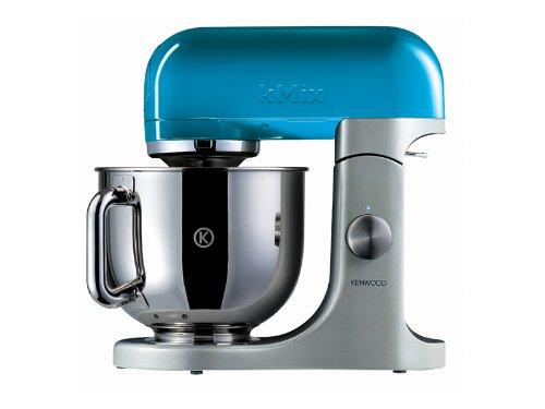 Kenwood Linea kMix KMX93 Kitchen Machine con Ciotola in Acciaio, Blu