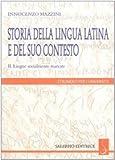 Image de Storia della lingua latina e del suo contesto: 2