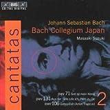 Bach : cantatas vol.2 n°71 131 106