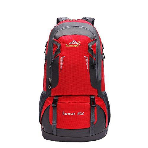 Imagen de  de marcha, senderismo  y bolsas camping viaje trekking  para escalada montaña red 4, 60l  alternativa
