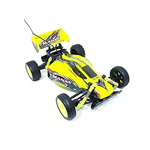 1:10 Scale Remote Radio Control Off Road Buggy Car Blue Red Yellow (Yellow) by NY Gift
