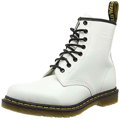 Dr Martens 1460 Smooth, Boots Homme - Blanc, 36 EU (3 UK)