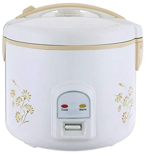 New Electric Stick Rice Cooker 1.8L Pot Warm Warmer Cook Kitchen Non Automatic 900W