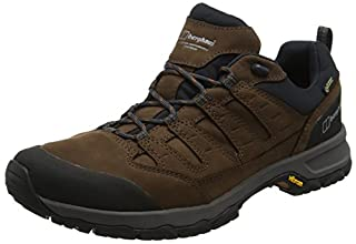 Berghaus Men's Fellmaster Active Tech Low Rise Hiking Boots, Brown (Brown/Burnt Orange X11), 10 UK 44.5 EU (B077JRKWRB)   Amazon price tracker / tracking, Amazon price history charts, Amazon price watches, Amazon price drop alerts