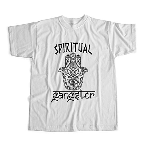 shirt Spiritual Tshirt Unisex Weiß S ()