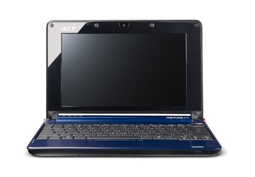 Acer Aspire One A150-Ab Netbook, Linpus Linux Lite version, 512MB DDR2 RAM, 120GB HD (Sapphire Blue)