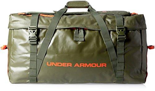 Under Armour Outdoor Gear Bolsa - 1238888, verde (Rifle Green/Dynamite)