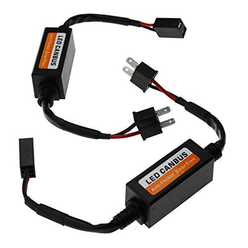 Preisvergleich Produktbild CANBUS Error Canceler Decoder Lastwiderstand Frontscheinwerfer H7 Resistor LED