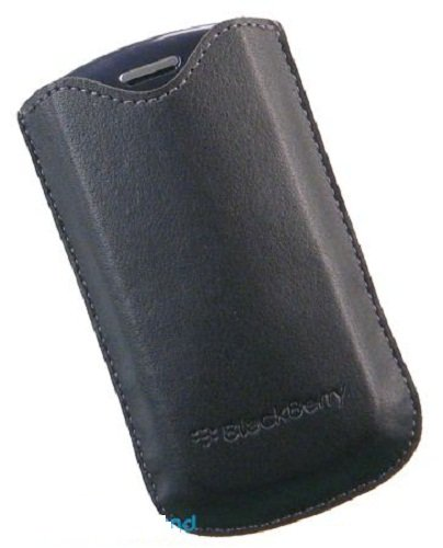 Blackberry HDW-16218-001 / HDW-16218-002 Leather Pocket for Pearl - Original ... -