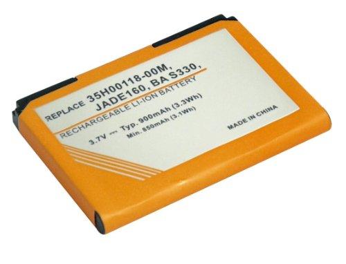 PowerSmart® 3,70V 900mAh Li-Ion Ersatz für HTC JADE100, T3232, T3238, T4242, Touch 3G, Touch 3G T3232, Touch Cruise, Touch Cruise2009, passt zu Akkutyp 35H00118-00M, BA S330, JADE160, 节35H00118-00M