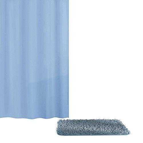 Kleine Wolke–Vorhänge Duschvorhang Caravelle