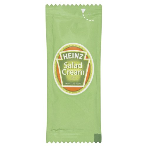 50 x Heinz Salad Crema - 50 bustine individuali