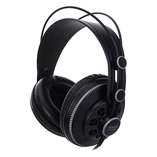 Superlux HD681B cuffia Circumaurale Nero