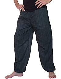 Amor Calidad Baggy – Pantalones de escalada para hombre talla única algodón  harén pantalones ... c22ab24cd3f4