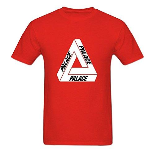 a720b1809345 Merry Emperor DIY palace 100% Cotton Crew Neck Men s T-Shirt