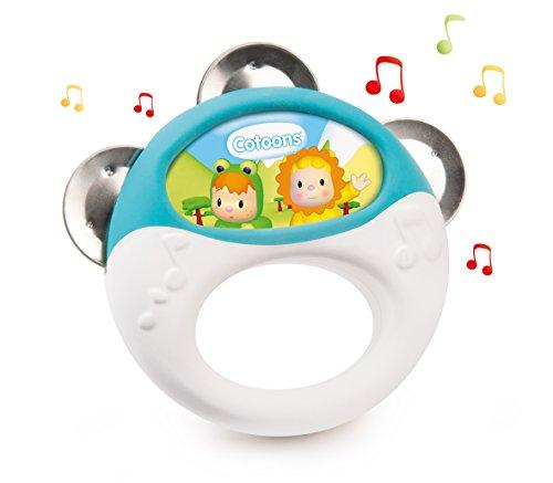 Smoby - 110505 - Cotoons - Instrument de Musique - Cymbale