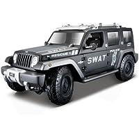 Maisto - Jeep Rescue Concept Tactical en escala 1/18 (36211)