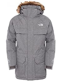 Doudoune The North Face Tocsf462X Mcmurdo Down Parka Charcoal Grey
