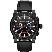 Michael Kors Reloj Analogico para Hombre de Cuarzo con Correa en Silicona MKT4010