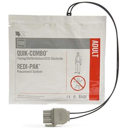 Physio Control Pads, Edge System Quik -