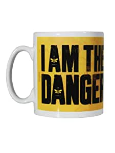 Tasse Breaking Bad : I Am The Danger Sous Licence Officielle