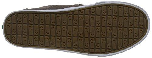 Sanuk Offshore Toile Chaussure de Bateau Marron - Bringé