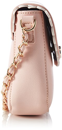 PIECES - Pcsolvej Cross Body, Borse a spalla Donna Rosa (Cameo Pink)