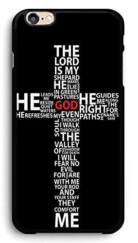 Schönes Design Gott Jesus Christus Christian Kreuz iPhone Fall, PC Hartschalen-Schutzhülle für iPhone (7/8)