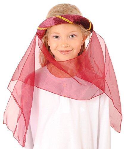 Das Kostümland Mittelalter Haarband Helena für Mädchen