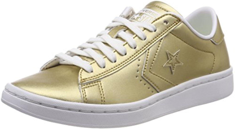 Zapatillas Converse Pro Leather Gold  En línea Obtenga la mejor oferta barata de descuento más grande