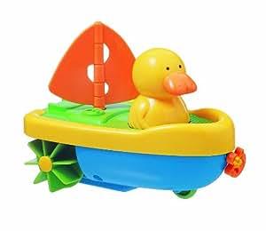 Tigex Jouet de Bain Nageur àFil Captain Duck