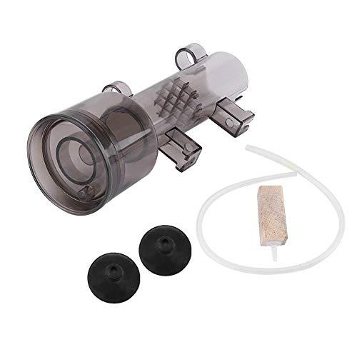 Aquarium Protein Abstreicheisen Salzwasser Filter internes Wasser Behälter Filter an Pumpe für Marineaquarium(RS-4003)