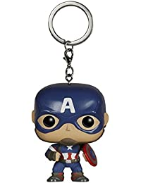 Funko Pop! - Pocket Keychain: Marvel: Avengers AOU: Captain America (5224)