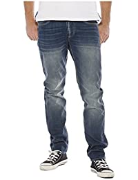 Japan Rags - Jeans JH611 RONNI BLUE - Homme