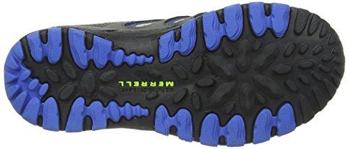 Merrell Reflex Mid Wtpf, Chaussures de randonnée montantes garçon GREY/MULTI