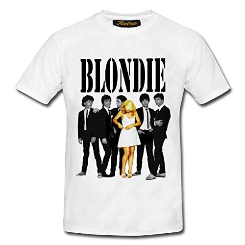 Men's Blondie Band T-shirt