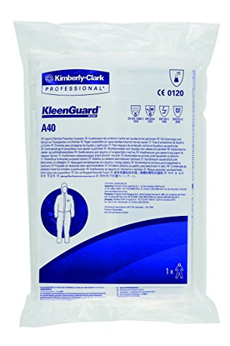 kleenguard-a40-coverall-medium-ref-9791