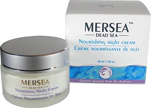 Mersea Totes Meer - Nährende Nachtcreme, 1er Pack (1 x 50 ml) (Shampoo Salz Freie)