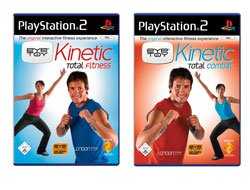 EyeToy: Kinetic - Total Fitness inkl. Total Combat
