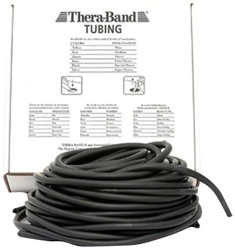 Thera-Band Tubing 7,50 m, spez. stark/schwarz (Terra Tube)