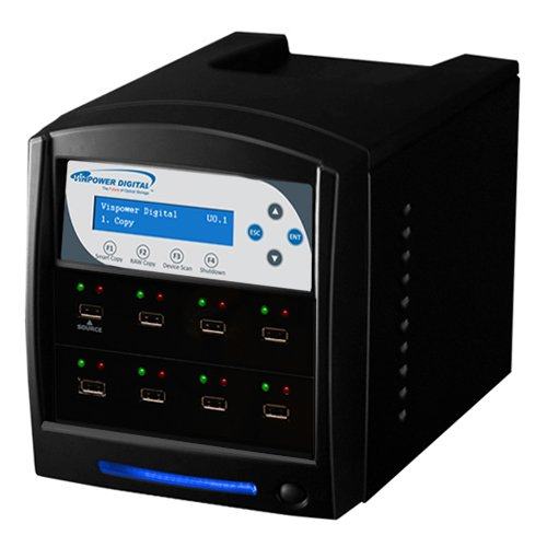 Vinpower Digital Shark USB-Speicherstick-Kopierstation (1 : 7, Standalone) (Add-on-speicher-stick)
